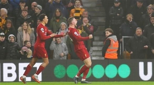 روبرتسون : مستوى قائد ليفربول أذهل الجميع