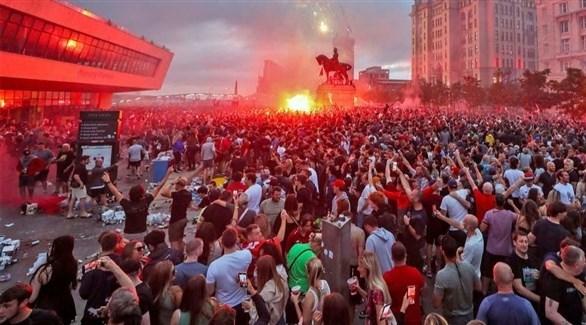 ليفربول للجماهير : مدينتنا لا تزال في أزمة صحية .. أوقفوا الاحتفال