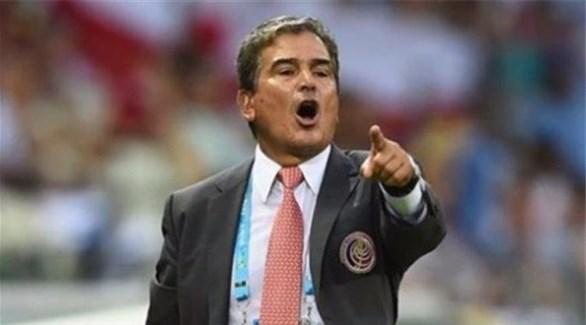 تعيين الكولومبي بينتو مديراً فنياً لمنتخب الإمارات