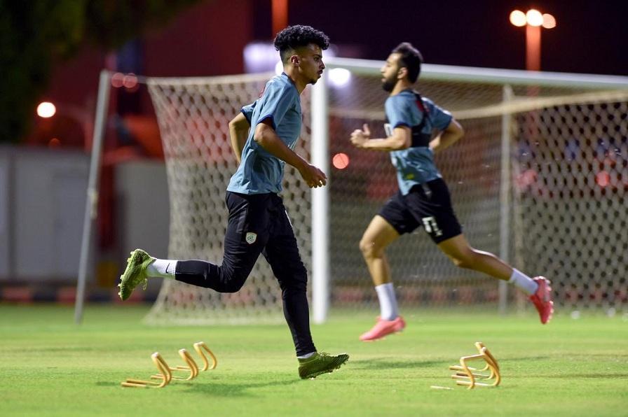 غارسيا يكثف التدريبات اللياقية للاعبي الشباب