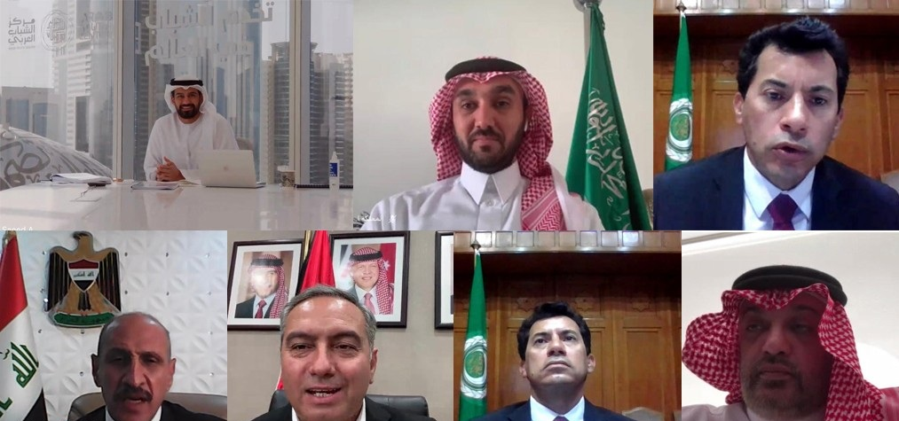 الفيصل يشارك في الاجتماع الافتراضي للدورة 65 للمكتب التنفيذي لمجلس وزراء الشباب والرياضة العرب