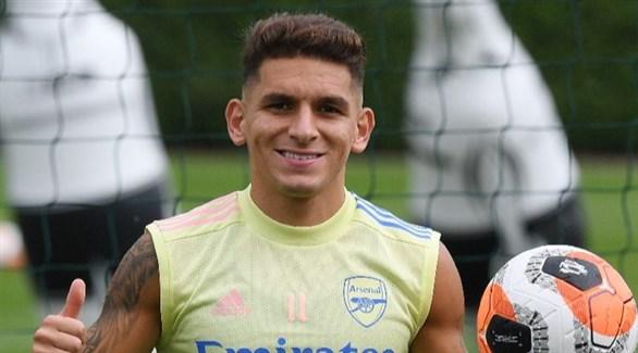 لوكاس توريرا جاهز للعب مع آرسنال