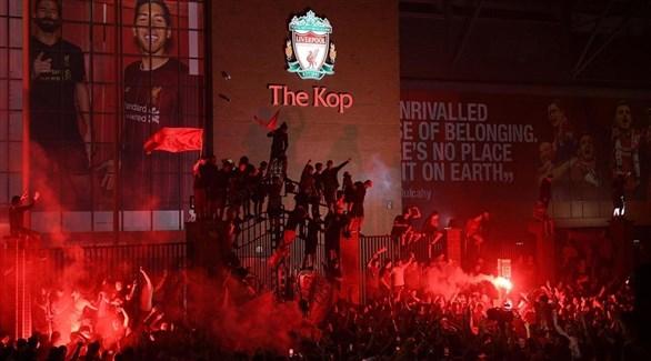 Photo of الشرطة تحذر مشجعي ليفربول قبل الاحتفال بـ البريميرليغ