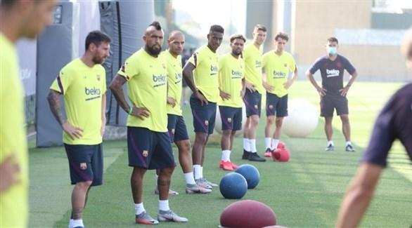 Photo of برشلونة يستعين بـ 5 لاعبين من الرديف