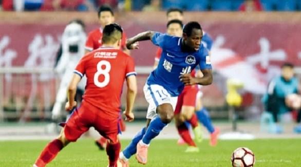 إصابة ثاني لاعب بفيروس كورونا في الدوري الصيني