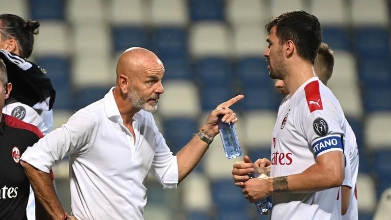 Photo of ميلان يمدد عقد مدربه بيولي حتى عام 2022