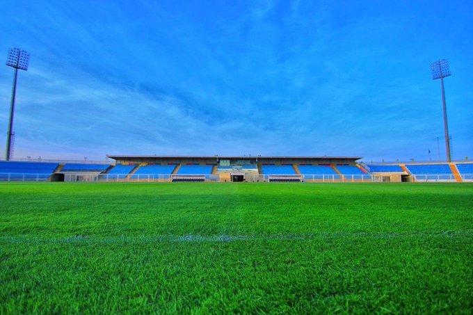 الحزم يعلن جاهزية الملعب الرئيسي لاستضافة ما تبقى من منافسات الدوري