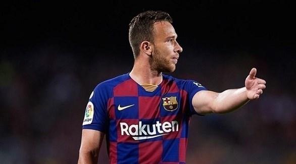 Photo of إسبانية : برشلونة سيلقن لاعبه آرثر ميلو درساً قاسياً