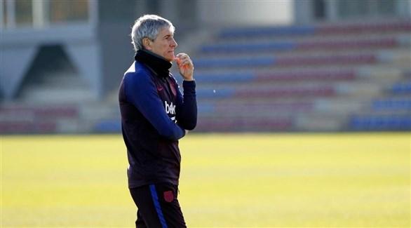 Photo of مستقبل مدرب برشلونة على المحك قبل مواجهة نابولي
