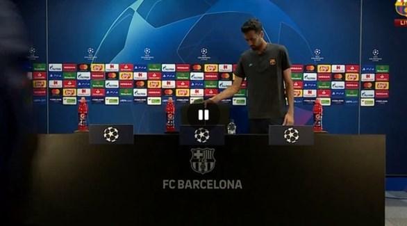 Photo of لاعب برشلونة : هدفنا الوصول لنهائي دوري أبطال أوروبا