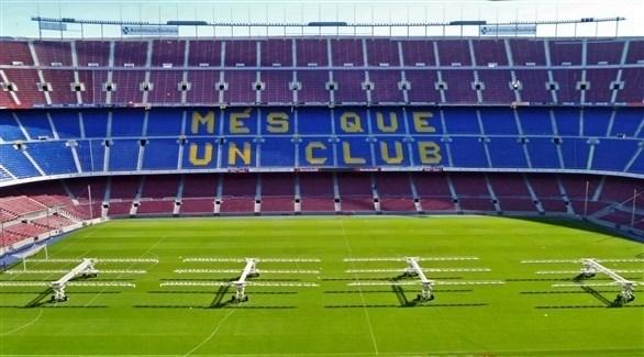 Photo of برشلونة : كامب نو سيكون آمناً خلال لقاء نابولي