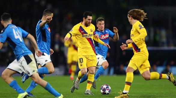 Photo of برشلونة يصطدم بنابولي في لقاء خارج التوقعات