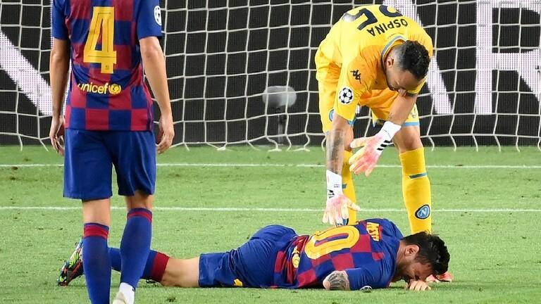 Photo of بالفيديو .. مدرب برشلونة يكشف تفاصيل إصابة ميسي