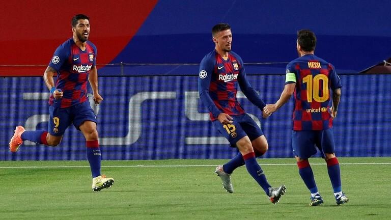 Photo of برشلونة يهزم نابولي ويبلغ ربع نهائي دوري أبطال أوروبا
