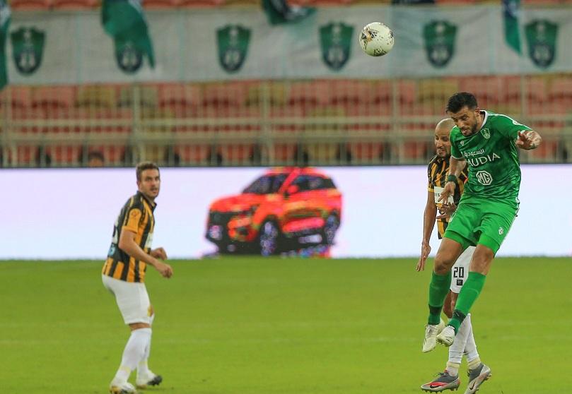 Photo of ديربي جدة أهلاوي بثنائية السومة