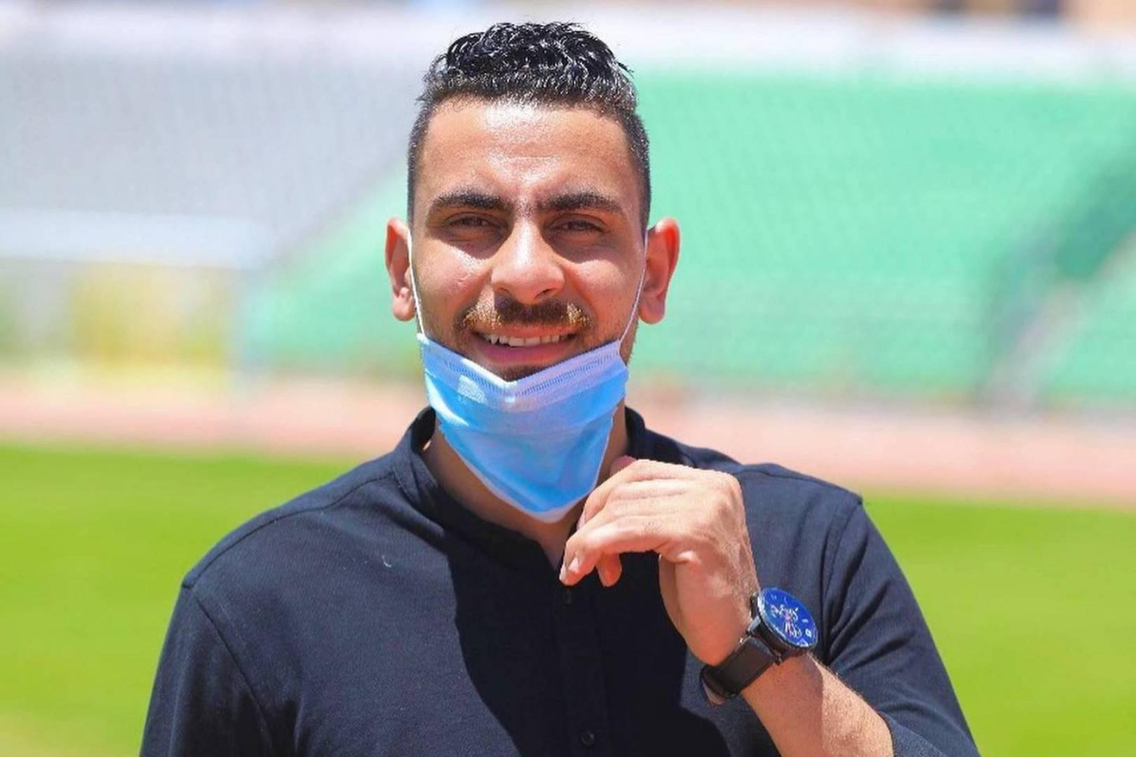 Photo of حارس المصري البورسعيدي يعتزل بسبب اتهامه بنشر كورونا