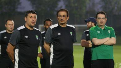 Photo of الأهلي يختتم تحضيراته لـ كلاسيكو النصر