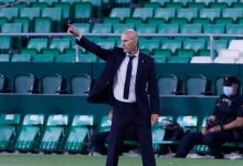 Photo of زيدان : قرارات التحكيم في لقاء ريال بيتيس كانت عادلة للغاية