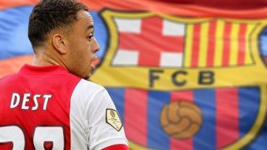 Photo of برشلونة يضم نجم أياكس دست بـ 20 مليون يورو