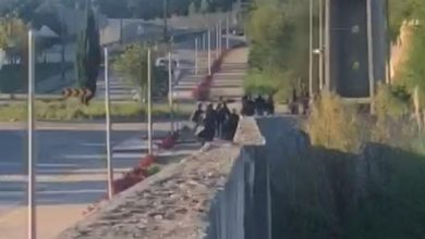Photo of لوزيتانيا لورازا البرتغالي يغادر الملعب سيرا على الأقدام بعد خسارة في الكأس