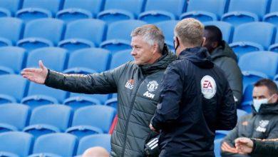 Photo of مدرب مانشستر يونايتد يطالب بتوضيح قانون لمسة اليد في الدوري الإنجليزي