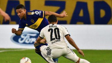 Photo of بوكا جونيورز الأرجنتيني يتأهل لثمن نهائي ليبرتادوريس