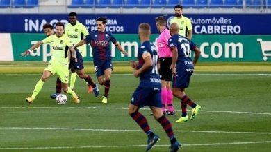 Photo of أتلتيكو مدريد يسقط في فخ التعادل أمام هويسكا