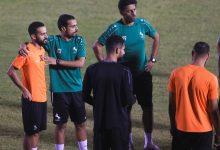 Photo of إنتظام الثلاثي الأجنبي كيش وسليتي وسوزا في تدريبات الاتفاق
