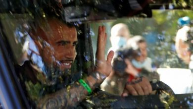 Photo of فيديو .. فيدال يصل إلى ميلانو لاتمام صفقة تعاقده مع إنتر