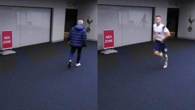 Photo of فيديو .. مورينيو يبحث عن لاعب في دورات المياه
