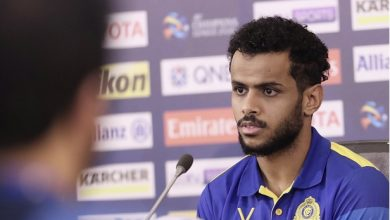 Photo of عبدالفتاح عسيري : لاعبو النصر والجماهير طموحاتهم كبيرة