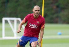 Photo of برشلونة يعلن إصابة مهاجمه دون تحديد مدة غيابه