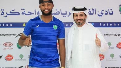 Photo of الفتح يتعاقد رسمياً مع فهد الحربي 4 سنوات