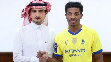 Photo of النصر يضم رائد الغامدي لمدة موسمٍ واحد بنظام الإعارة