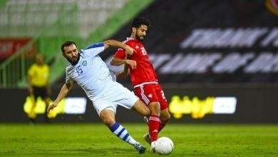 Photo of ودياً .. الإمارات تخسر أمام أوزبكستان بثنائية