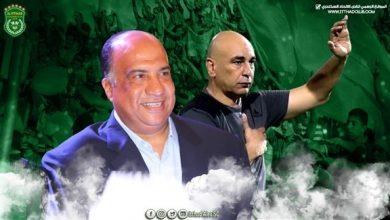 Photo of حسام حسن مديراً فنياً للاتحاد السكندري