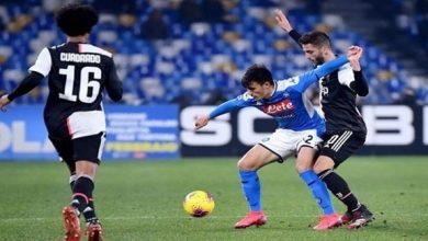 Photo of رابطة الدوري الإيطالي : إعتبار نابولي خاسراً في مباراة يوفنتوس