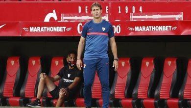 Photo of مدرب إشبيلية : لدينا طموحات كبيرة في دوري أبطال أوروبا