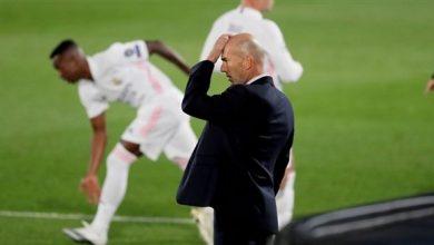 Photo of زيدان : أشعر بخيبة أمل بسبب كل ما حدث لـ ريال مدريد