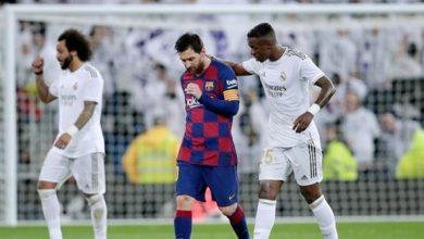 Photo of برشلونة لزيادة الضغط على ريال مدريد في الكلاسيكو