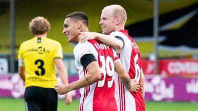 Photo of أياكس يحرز 13 هدفاً في شباك فينلو في الدوري الهولندي