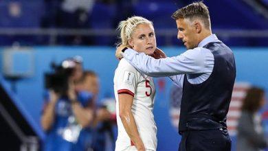 Photo of إلغاء مباراة ودية نسائية بين إنجلترا وألمانيا بسبب كورونا