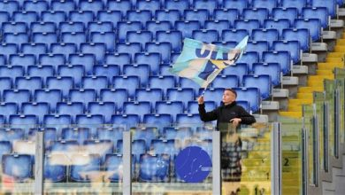Photo of من جديد .. كورونا يغلق الملاعب الإيطالية أمام الجماهير