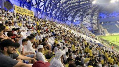 Photo of رابطة المحترفين الإماراتية تدرس مقترحاً لعودة الجماهير إلى المدرجات