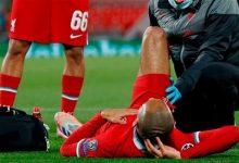 Photo of مدرب ليفربول يتعرض لضربة جديدة بعد إصابة البرازيلي فابينيو