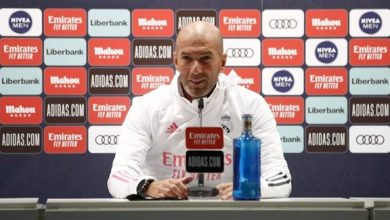 Photo of زيدان ينفي وجود أي مشكلة بين ثنائي هجوم ريال مدريد !