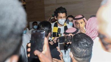 Photo of جمهور الاتحاد ينتظر أحمد حجازي في ديربي جدة