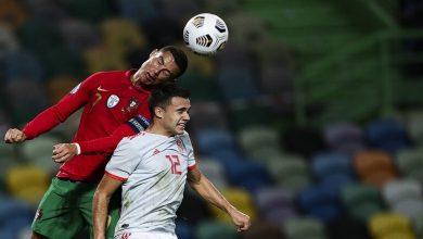 Photo of فيديو .. حكم مباراة البرتغال وإسبانيا يُثير غضب رونالدو