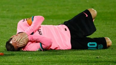 Photo of تعرف على سبب غياب ميسي عن تدريبات برشلونة بعد الهزيمة أمام خيتافي