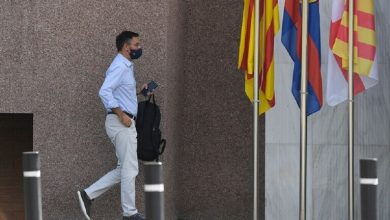 Photo of رئيس برشلونة يسعى لتأجيل الاستفتاء على سحب الثقة